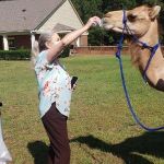 Traveling Petting Zoo for Seniors in Williston South Carolina