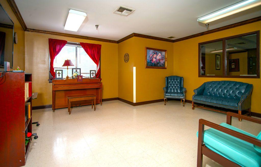 Multi-Use-Room_Williston-Healthcare-Rehabilitation_South-Carolina