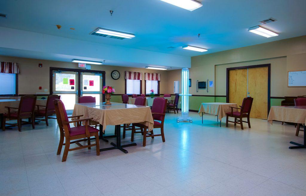 R-Zero-Dining-Room_Williston-Healthcare-Rehabilitation_South-Carolina